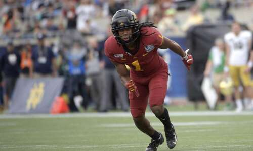 Iowa State football summer check-in: Wide receivers