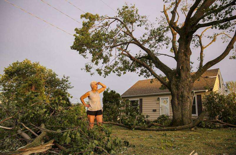 Iowa storm updates: Latest info on cleanup, closures, power outages in Cedar Rapids, Iowa City areas