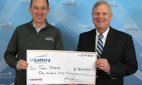 Iowa Lottery sales 'robust,' but national lotto games lag