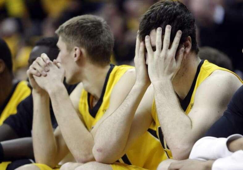 No jinx, just fortitude in MSU dominance over Iowa
