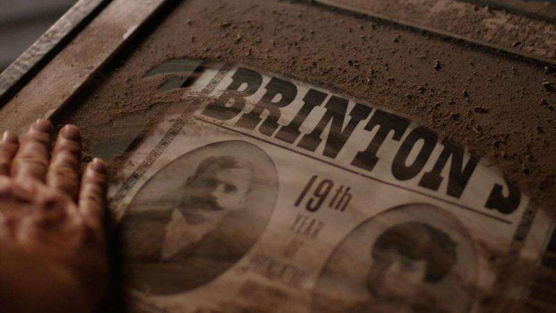 'Saving Brinton' documentary captures intersection of 2 men from separate centuries