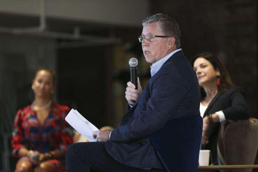 Four Cedar Rapids mayoral hopefuls share visions for fueling innovation
