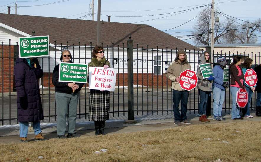 Abortions up in Iowa as key policy rulings loom