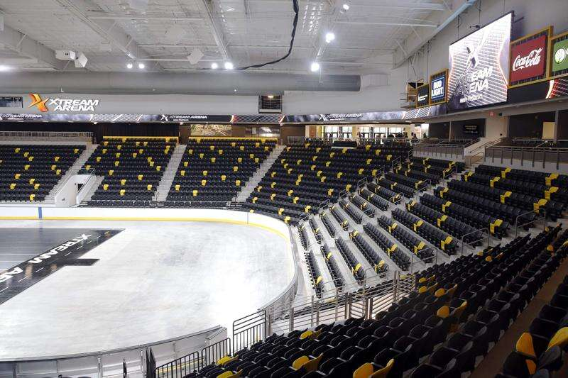 Coralville announces it is getting a professional hockey team