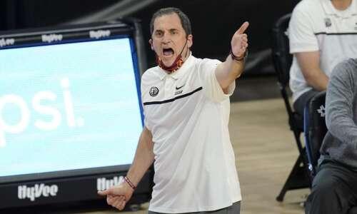 Iowa State coach Steve Prohm: 'We've got to be better.'…