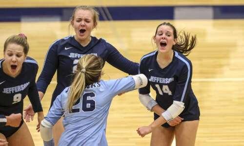 Photos: Cedar Rapids Washington vs. Cedar Rapids Jefferson, Iowa high…