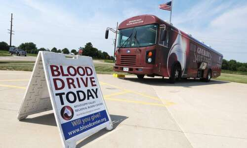 Mississippi Valley Regional Blood Center to phase out COVID-19 convalescent…