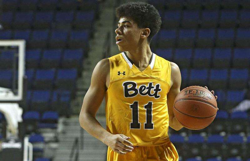 Bettendorf's D.J. Carton announces transfer to Marquette