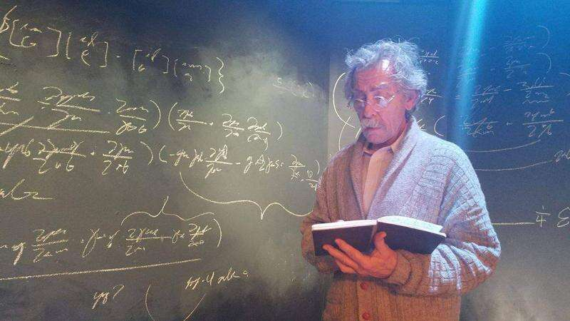 REVIEW: 'Relativity' crackles with energy, mystery