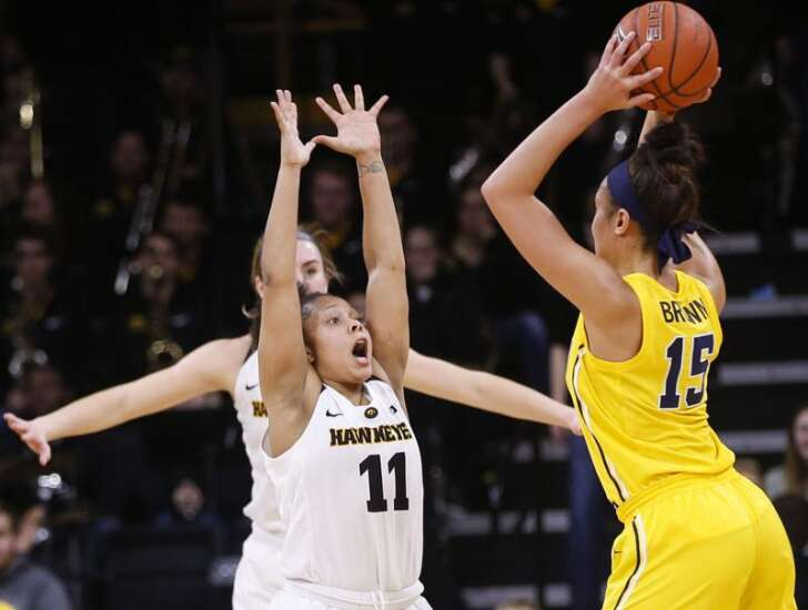 Iowa women's basketball must create its own energy at Illinois