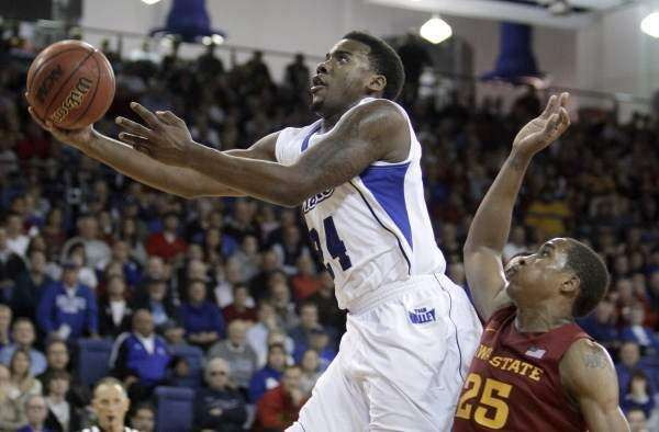 Drake beats Iowa State 74-65