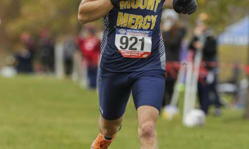 Cameron Steffens ready for last race as a Mount Mercy…
