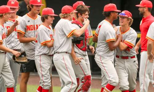 Marion finally clears state baseball semifinal hurdle