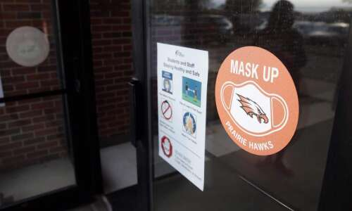 Local school districts advised to drop mask mandates, quarantine rules