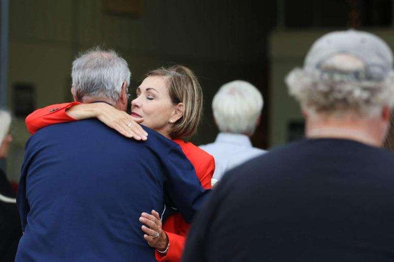 Iowa Gov. Kim Reynolds won't budge on masks, even as virus deaths rise