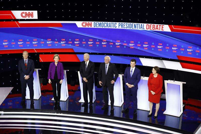 Capitol Ideas: Democratic caucus field finally may be taking shape