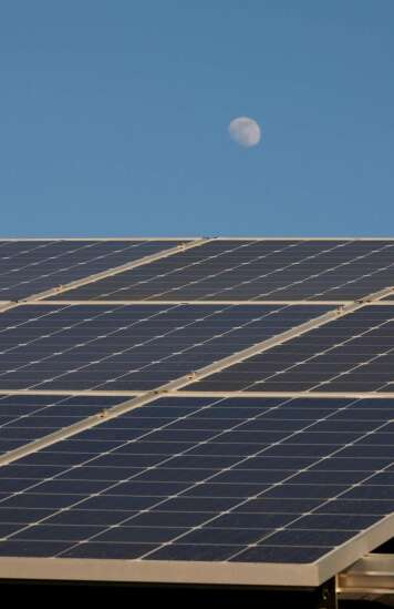 Up on the roof: A look at what goes into a residential solar installation