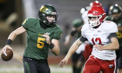 Podcast: Takeaways from an unusual Iowa high school football season,…