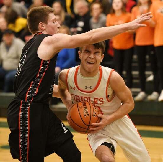 Photos: Springville vs. Pekin, Class 1A Iowa high school boys' basketball substate finals