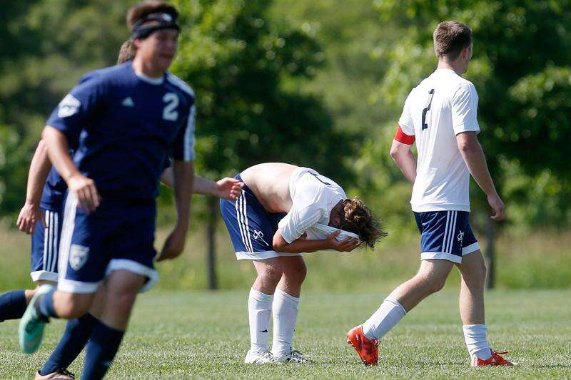 Defending champion Xavier ousted by Hudson in 2A quarterfinals