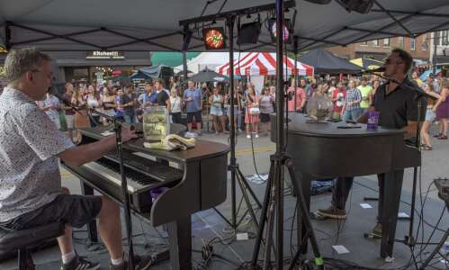Photos: 2021 Block Party in downtown Iowa City