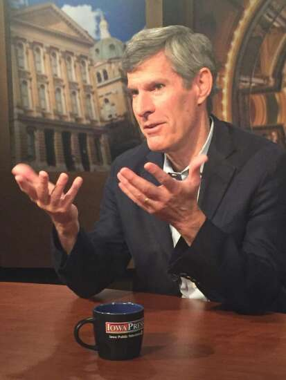 Hubbell critical of GOP tax cuts, but wants to keep sales tax expansion