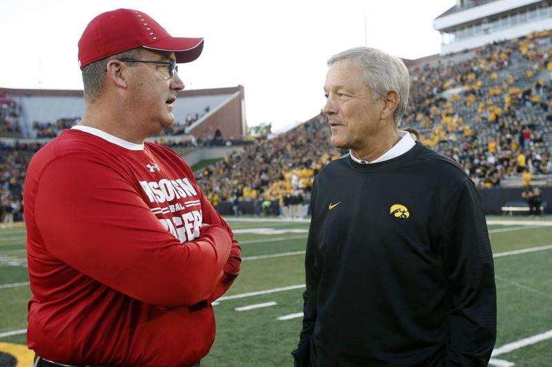 Saturday's Wisconsin-Nebraska football game canceled