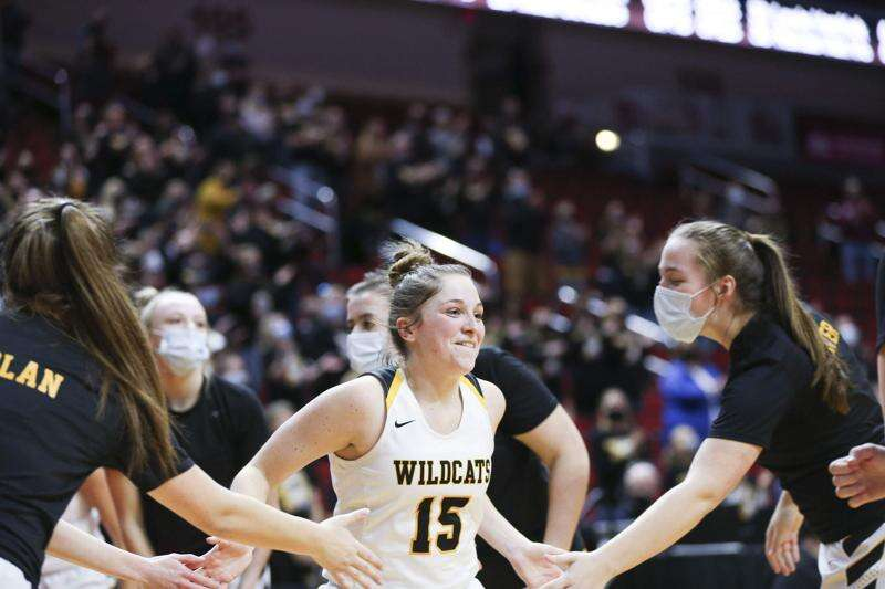 Iowa all-state girls' basketball 2021: Area stars comprise half of Class 2A first team