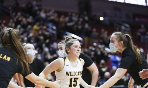 Iowa all-state girls' basketball 2021: Area stars comprise half of…