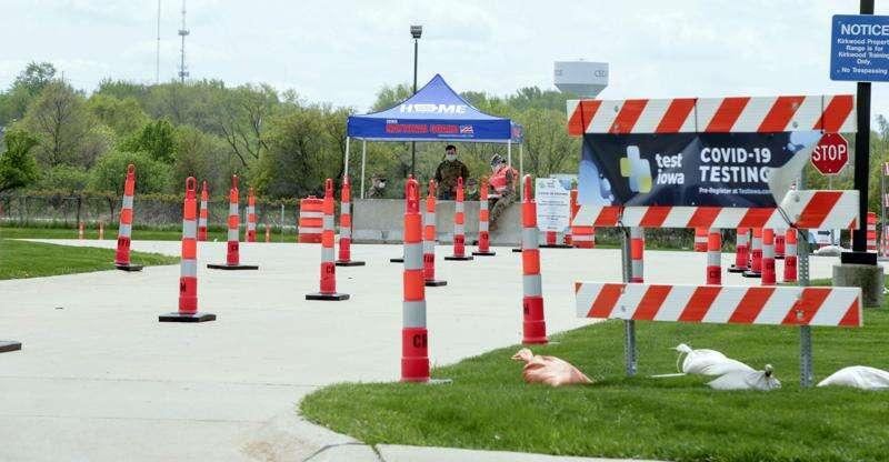 Test Iowa audit claims coronavirus testing reporting process illegal, risky