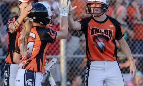 Solon rallies, returns to state softball