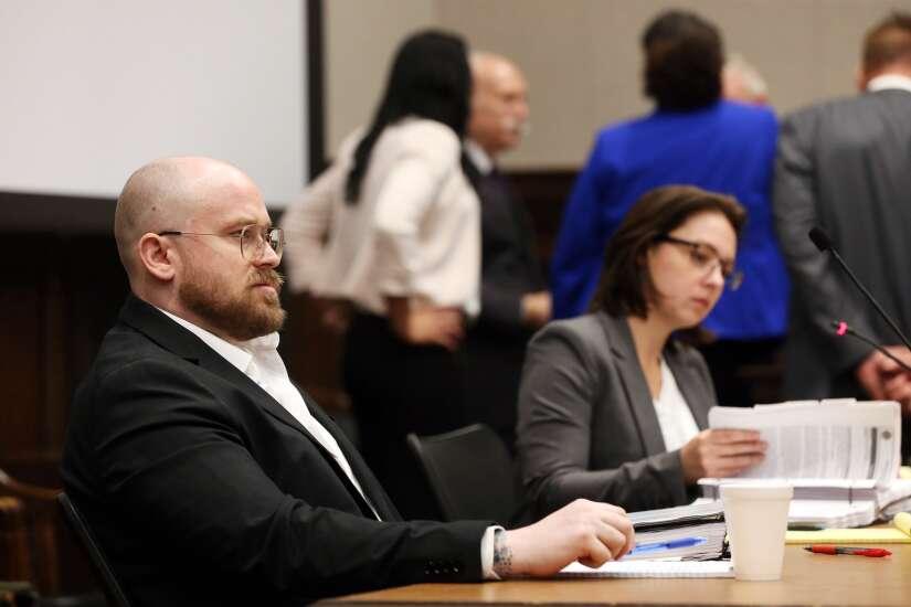 Drew Blahnik admits to authorities he stabbed Chris Bagley, but in self-defense
