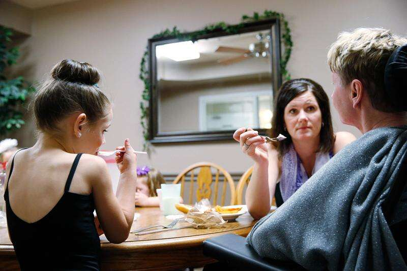 Caregivers, Part One; Facing a caregiving cliff
