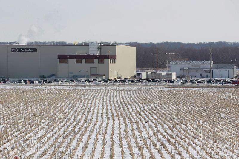 Tama beef plant reopens after testing shows 177 workers with coronavirus