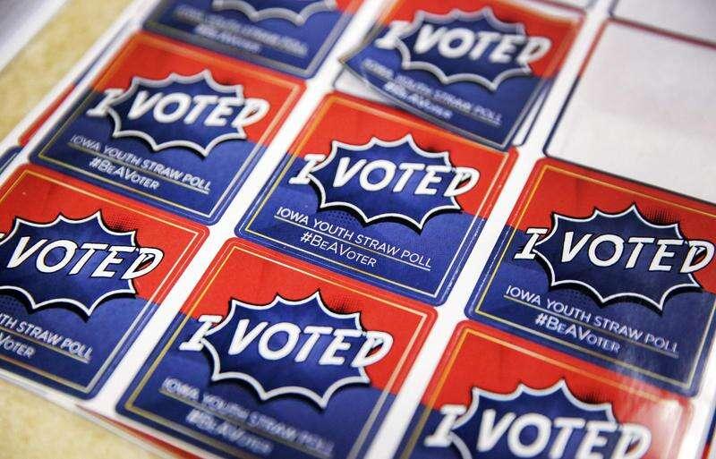 Iowa teens choose Andrew Yang as Dem presidential pick, followed by Bernie Sanders in straw poll