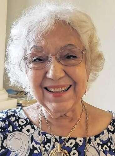 Susie Reinhardt (Arce, Barker) - 90th Birthday Card Shower