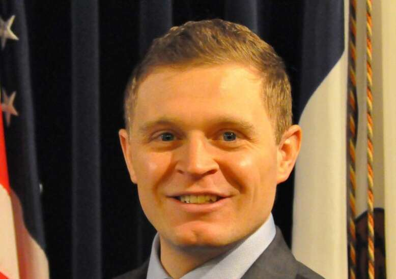 Michael Bousselot to step down as director of Iowa Department of Management