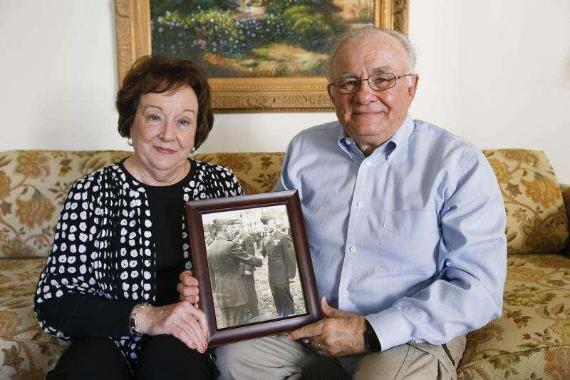 Bonds of friendship live on for Eastern Iowa veteran