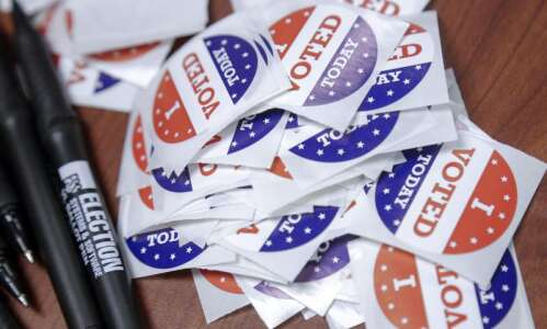 Here is what's in Iowa's election bill