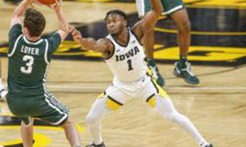 Now it's the Joe T. Show for Hawkeye men's basketball