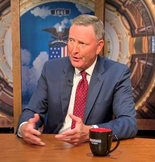 Kim Reynolds would make 'compelling' VP candidate, Bob Vander Plaats says