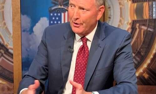 Kim Reynolds would make 'compelling' VP candidate, Vander Plaats says