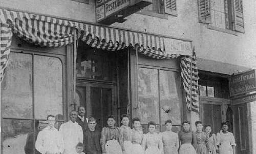 First Black-owned restaurant in Cedar Rapids opened in 1886