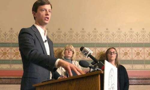 On Iowa Politics: A Democrat Challenger, TV News Candidates, and…