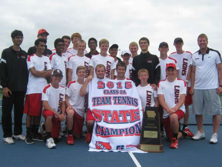 Lions pounce on West for state title