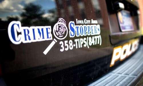 Iowa City police investigating reports of window peeper