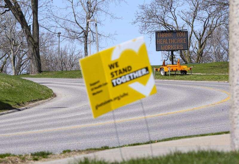 Iowa's COVID-19 hospitalizations continue rise