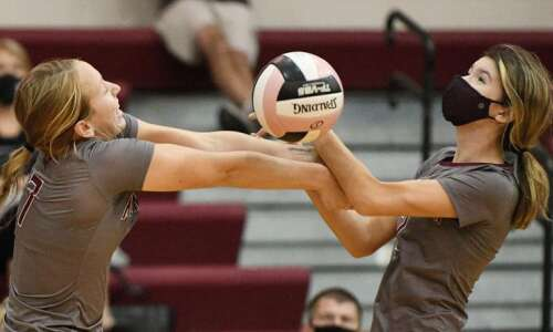 Mount Vernon's Ryan family volleyball dynasty is about to pause,…