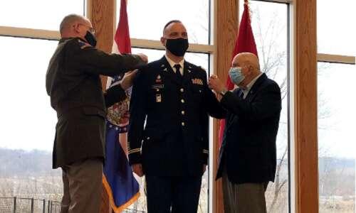 Maeder graduates from U.S. Army War College