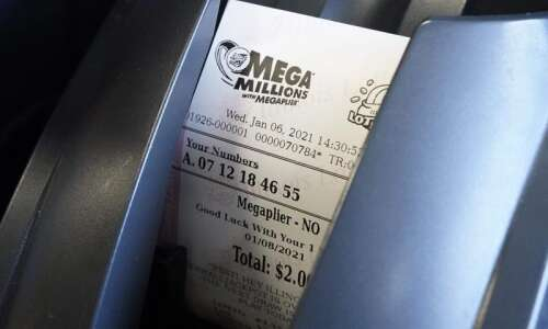Mega Millions player in Harpers Ferry hits winning combination